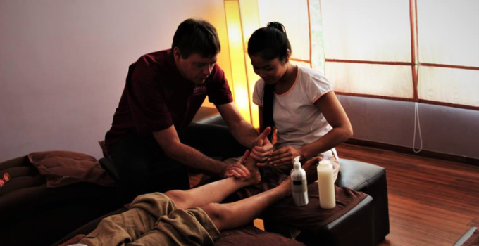 Samata - Masseuses for different hotels in Phnom Penh