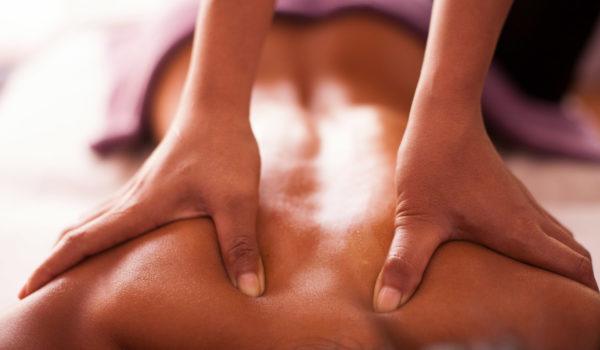 Aromatherapy Body Massage - Sâmata